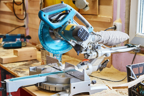 How To Use a Miter Saw Safely